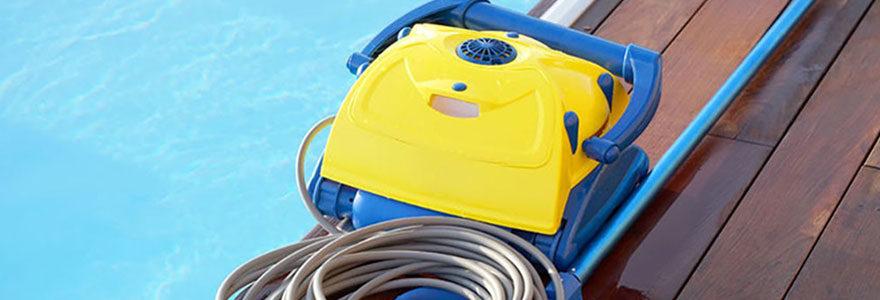 Robot électrique pour piscine