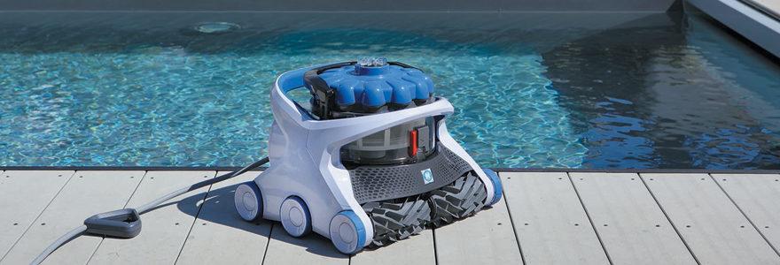 Choisir son robot hydraulique de piscine
