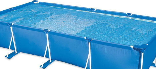 Opter pour une piscine tubulaire